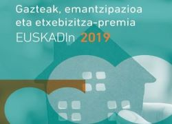 Youth, emancipation and the need for housing in the Basque Country 2019