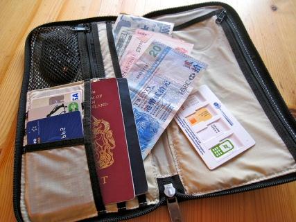 Documentación necesaria para el aeropuerto