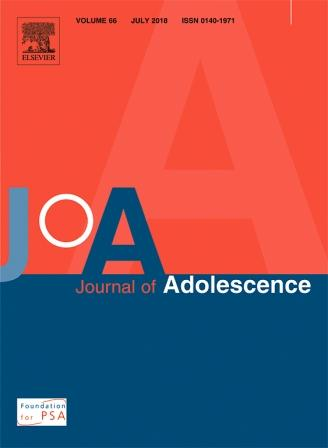 Journal of adolescence