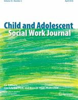 Child and adolescent social work