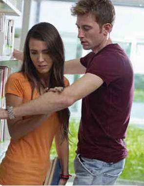 La violencia en las relaciones de pareja adolescente